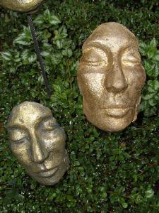 Tuinportret masker